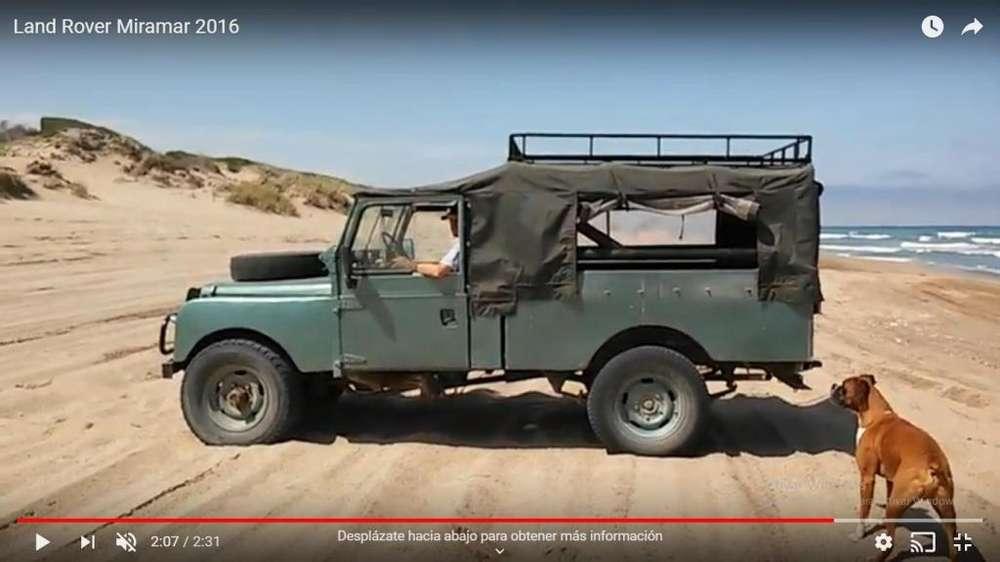 Land Rover Defender 1955 - 1000 km