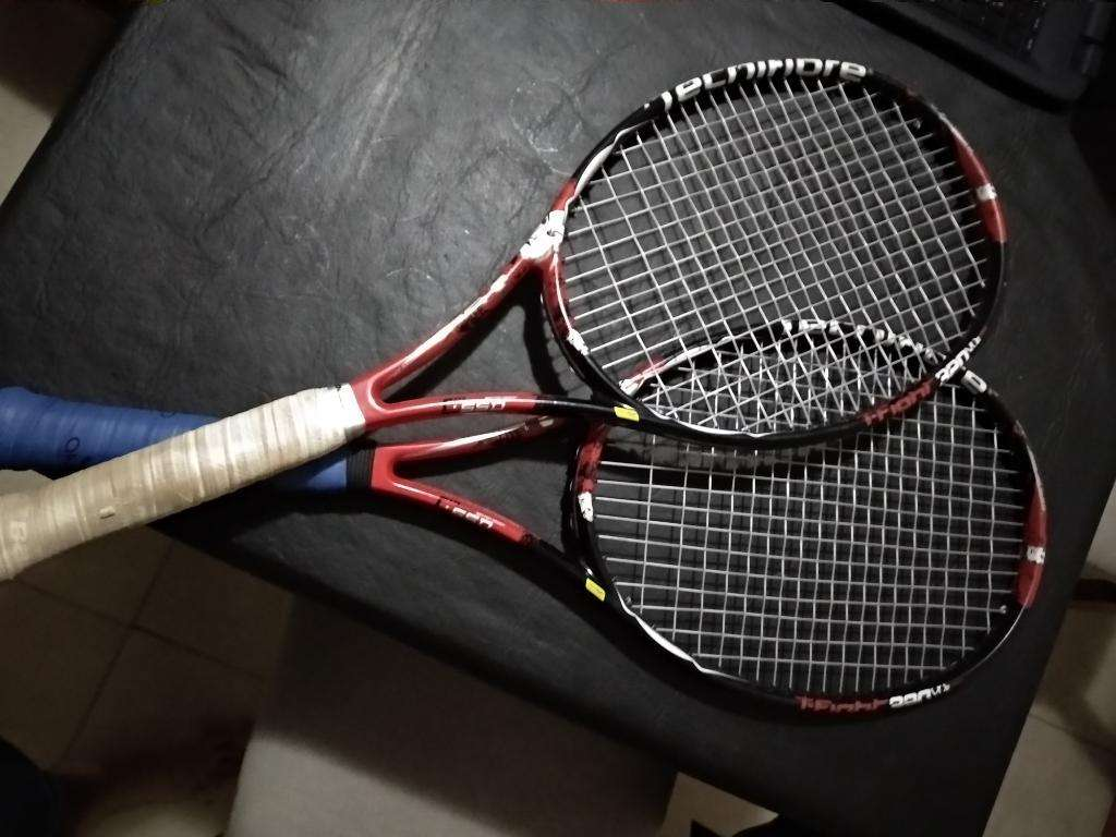 Raquetas Tecnifibre Tfight320 Vo2 Max