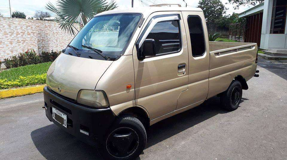 Chevrolet Super Carry 2009 - 150 km