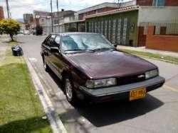 MAZDA 626 LX NR 1987 CARRO DE COLECCIÓN ÚNICO DUEÑO.