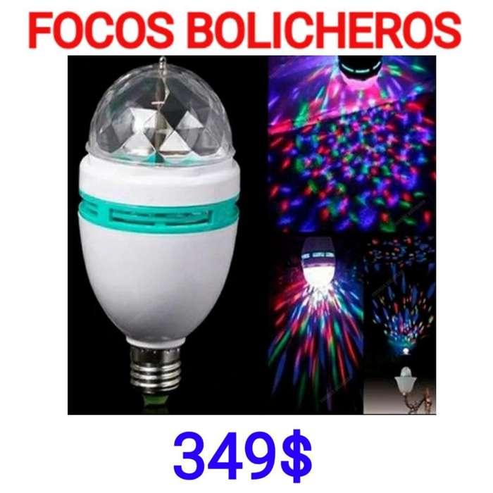 Focos Bolicheros