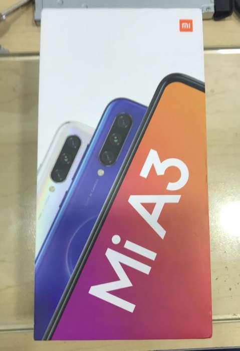 Xiaomi Mi A3 128Gb con garantia
