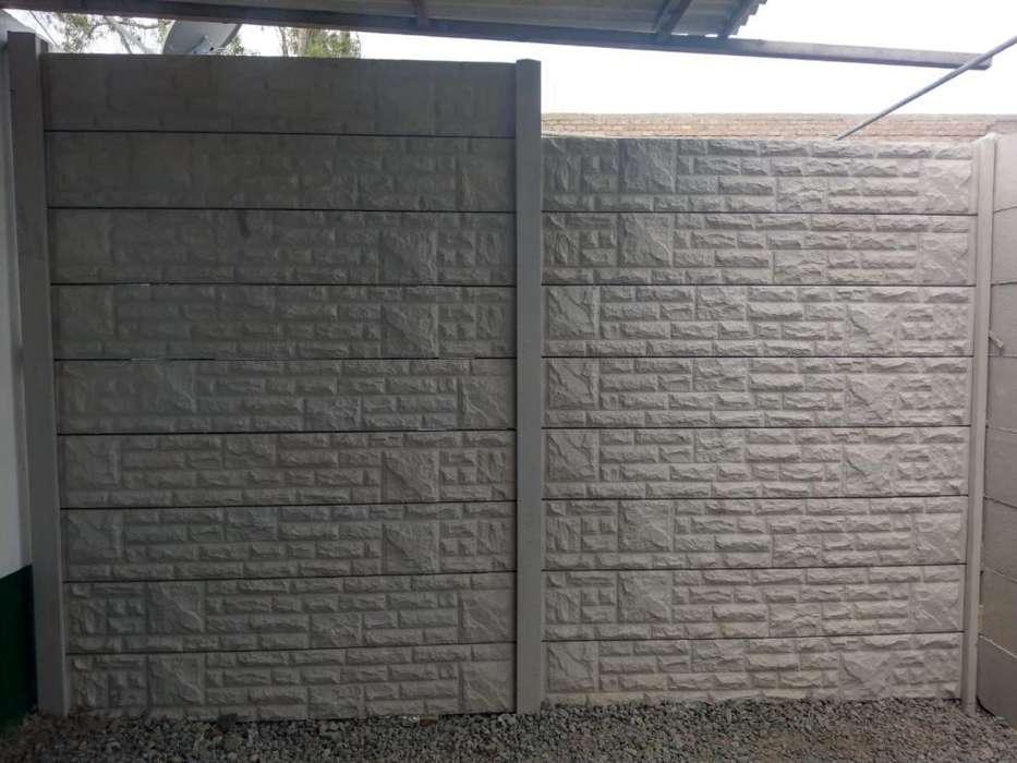 Instalación de Cerco Prefabricado Ica