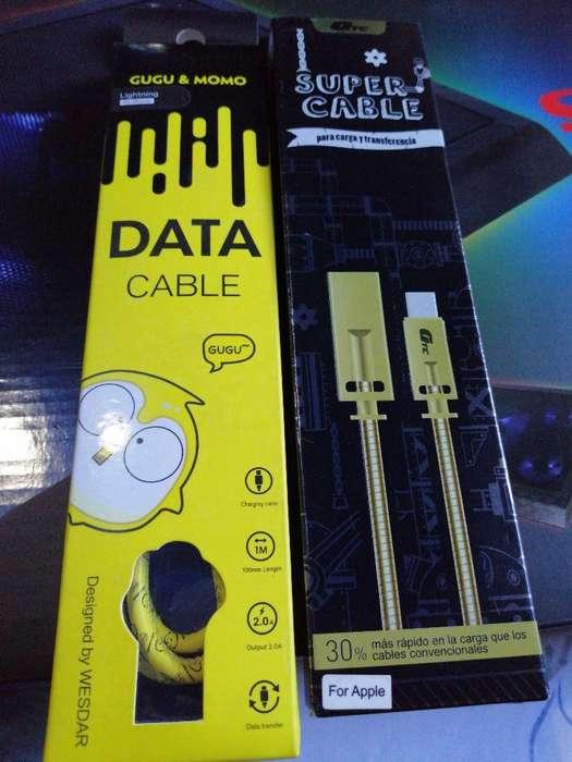 Cables Usb para iPhone Originales
