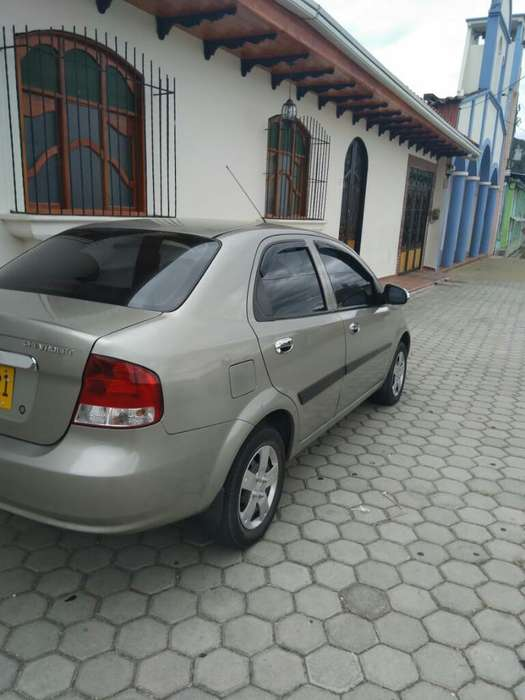 Chevrolet Aveo 2014 - 80000 km