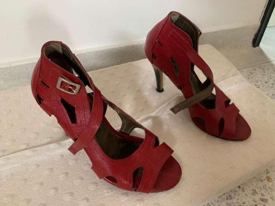 Zapatos de Cuero #37