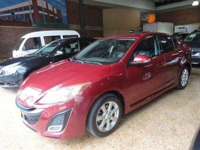 Mazda Mazda 3 2012 - 71900 km