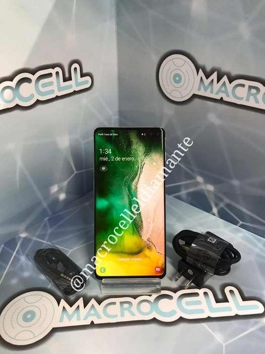 Vencambio Samsung S10 Plus Blanco