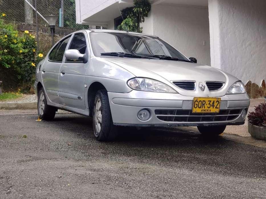 Renault Megane  2006 - 99400 km