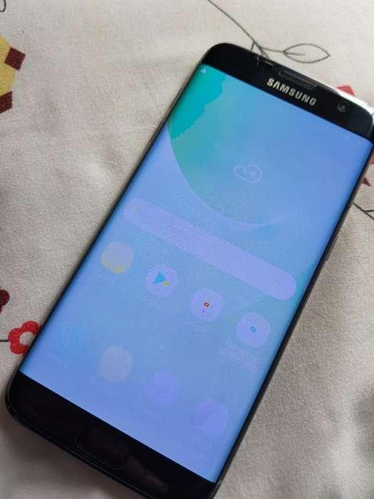 Samsung S7 Edge Ojoo Leer