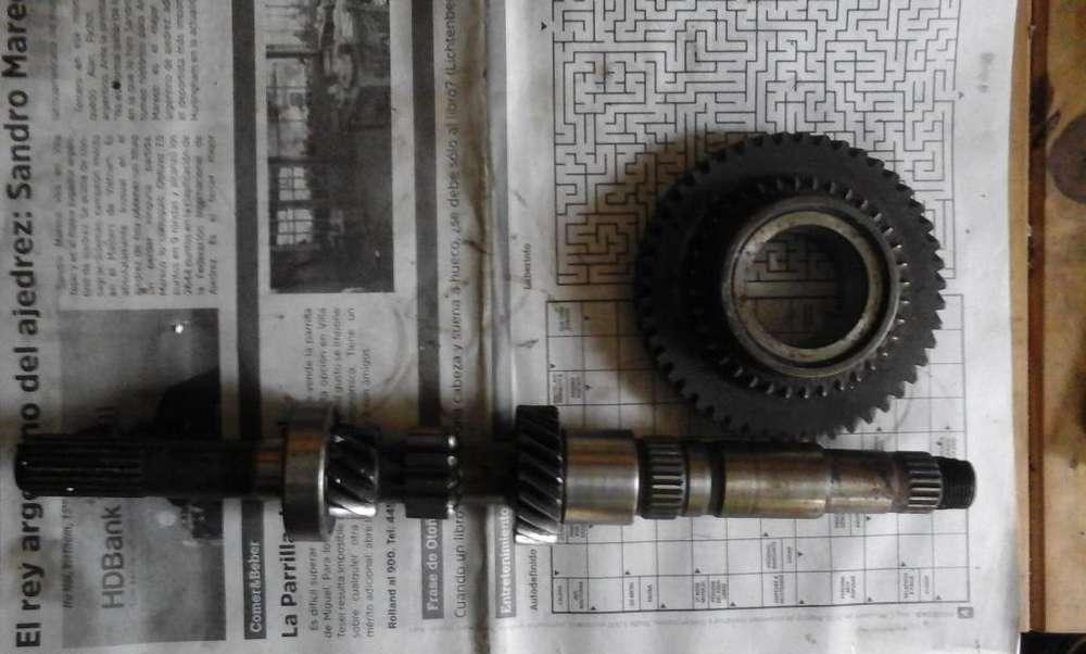 Directa Fiorino fire con Engranaje de Primera 427