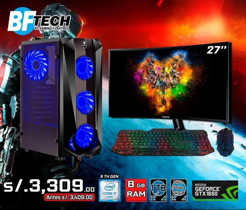 PC GAMING INTEL CORE I7 6TH GEN 30