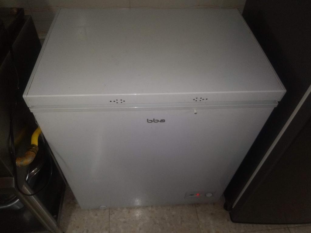 Congelador para Uso Industrial