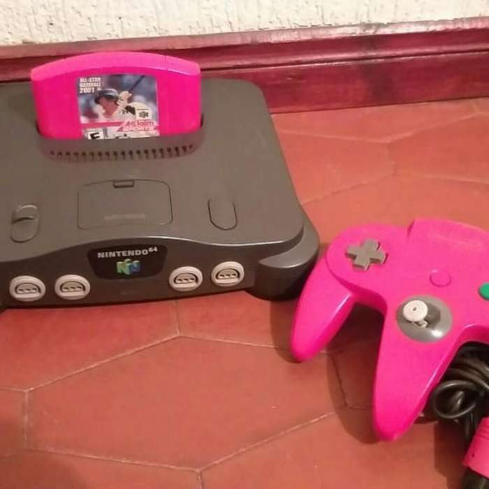 Oferta Nintendo 64