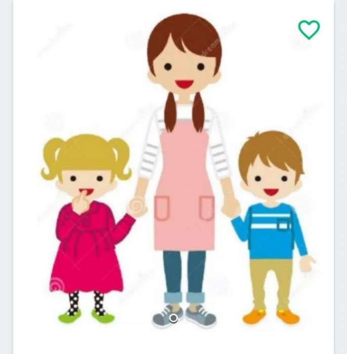 Busco Trabajo Como Niñera O Cuidadora