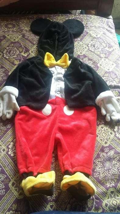 Vendo Disfraz de Micky Mouse Disney