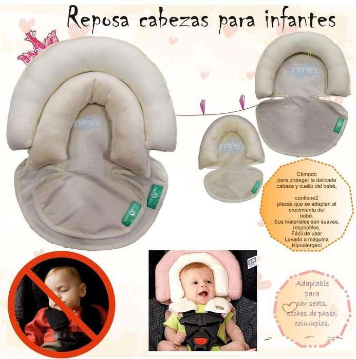 Repoza Cabezas para Infantes-bebe