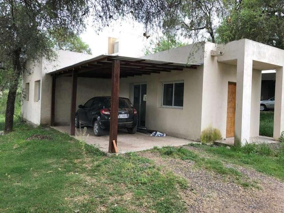 Vendo casa 2 dormitorios complejo cerrado Cruz del Norte, Unquillo