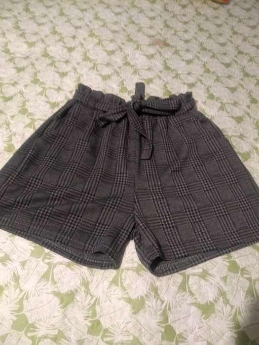 Lindo Shorts Regalado Talla Unica