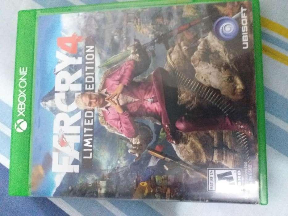 Vendo Far Cry4 Limited Edition