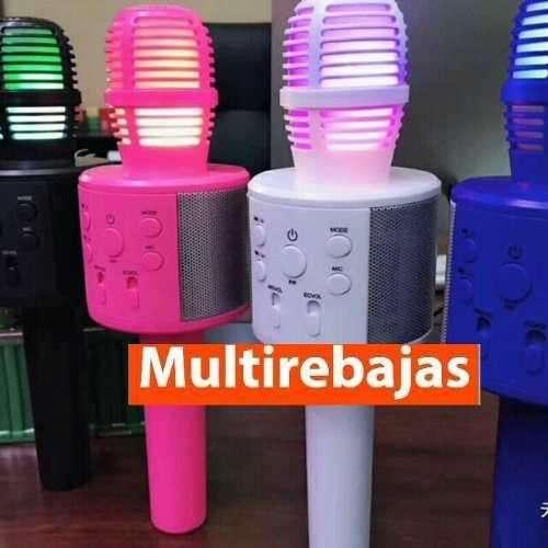 Microfono Lujo Karaoke <strong>mp3</strong> Bluethoo Youtube Karaoke Spotify