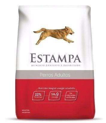 alimento <strong>perro</strong>s estampa 20 kg La Plata