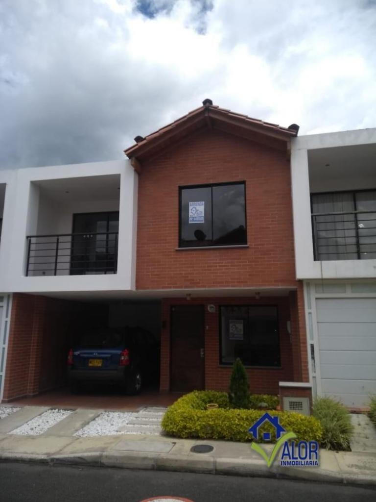 Casa para arriendo unidad Cerrada La Ceja - wasi_1576161