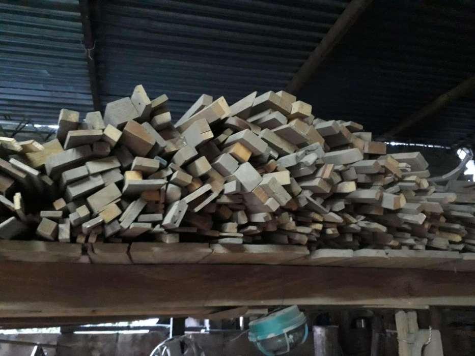 Lote de recorte de maderas