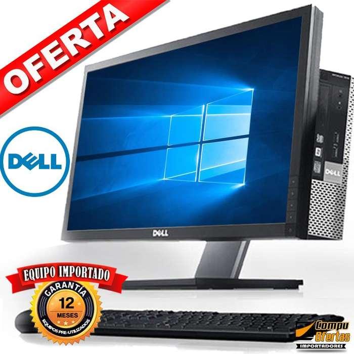 COMPUTADOR CORE I5 /ORIGINAL DELL/ POTENTE/ RAPIDO