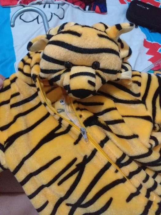 Disfraz de Tigre Bebé