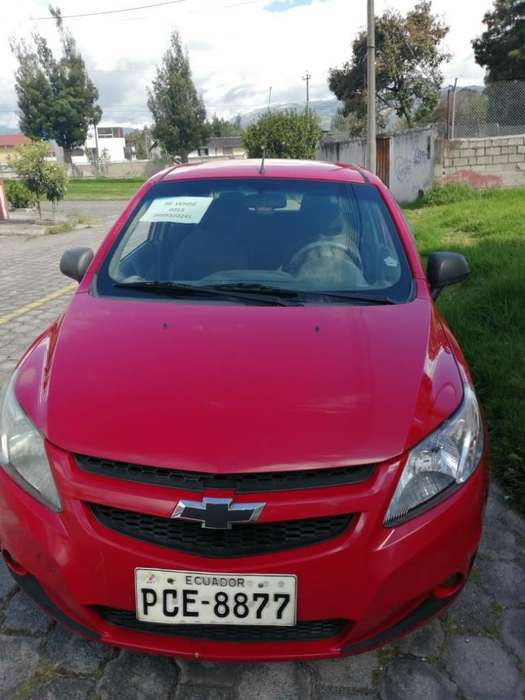 Chevrolet Sail 2013 - 168000 km
