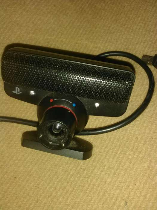 Camara Y Microfono Usada Ps3