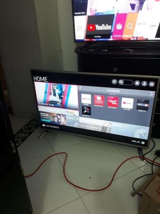 Smart Tv 43 Lg Fhd Vencambio