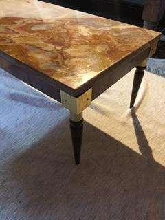 mesa ratona marmol antigua