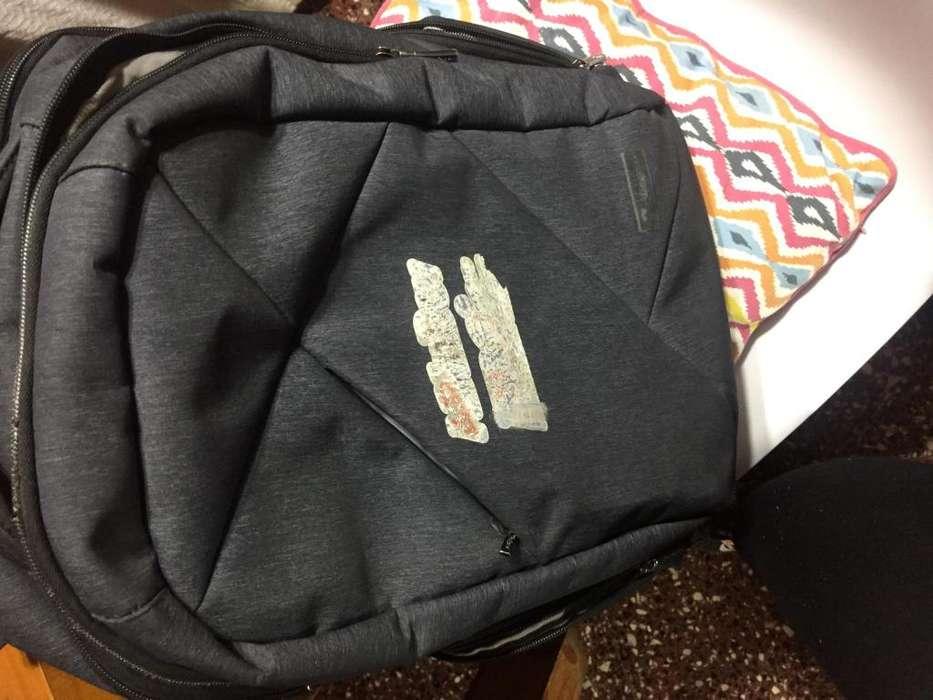 mochila reforzada