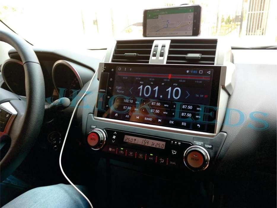 Nueva Radio Android Para Toyota Prado 2014 2015 2016 con 2g Ram