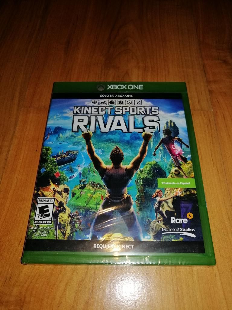 Juego Xbox One Kinect