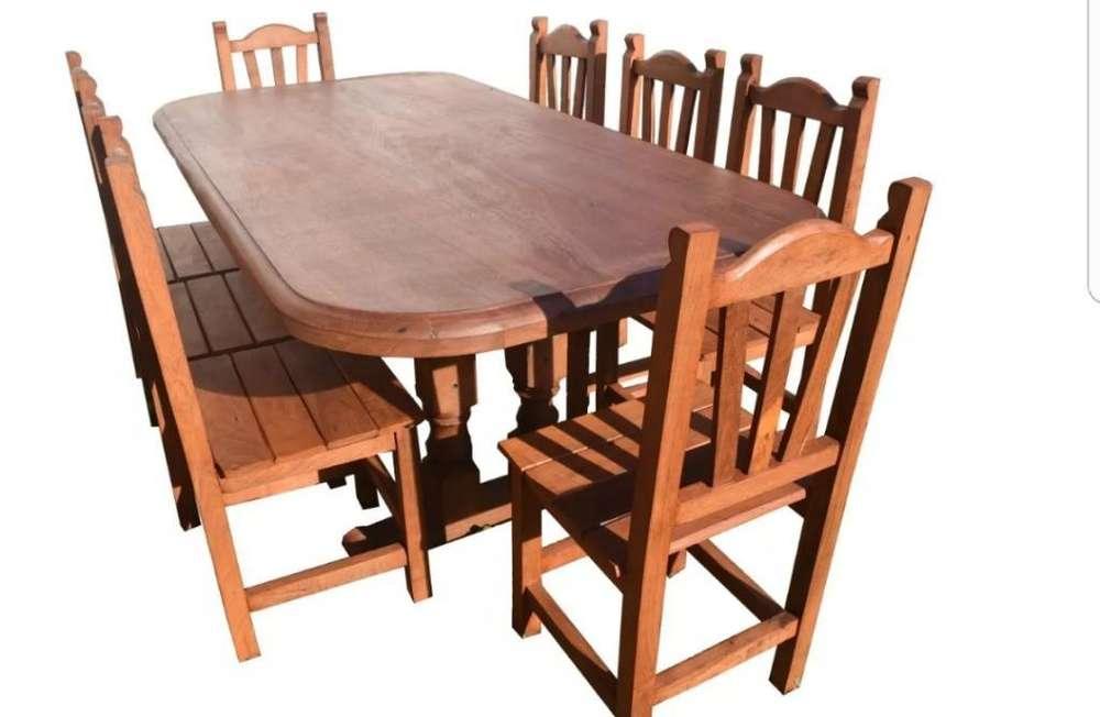 <strong>muebles</strong> de Algarrobo !!!