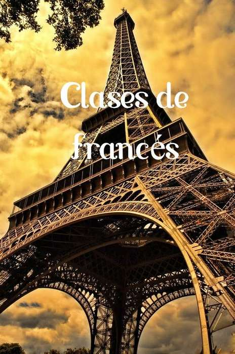 Cours de français – Clases particulares de francés