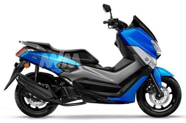 Moto <strong>scooter</strong> Yamaha NMX 155 Muñoz Marchesi