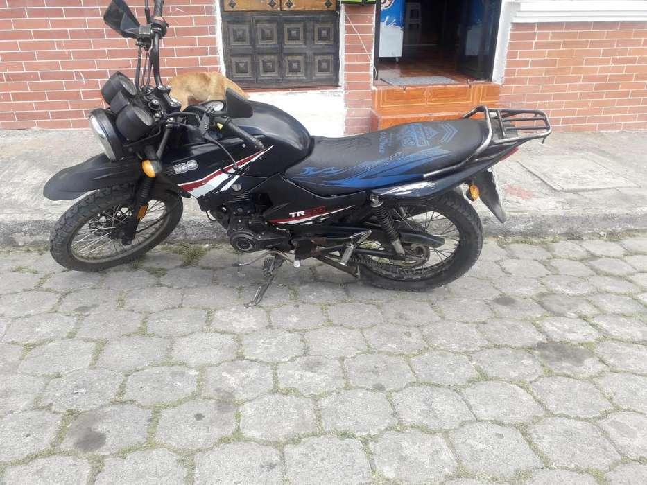 MOTO ICS AÑO 2015 200cc