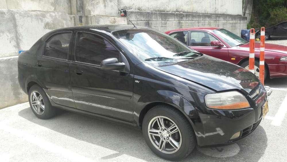 Chevrolet Aveo 2007 - 200 km