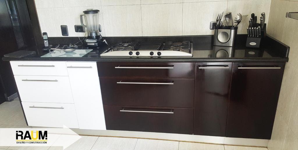 Muebles Modulares para cocina, muebles para fregadero - Quito