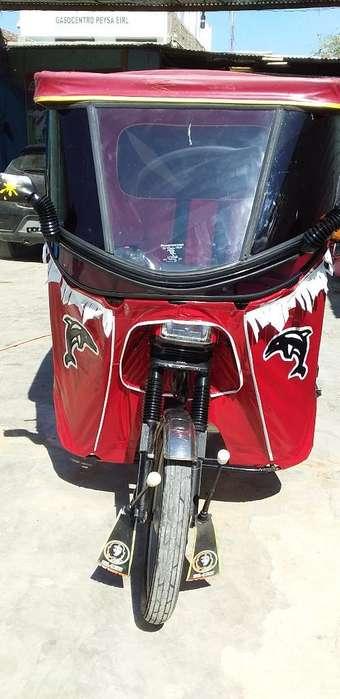 Vendo Mototaxi Wanxin 150