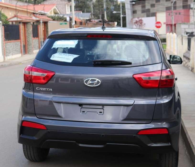 Hyundai Creta 2018 - 21500 km