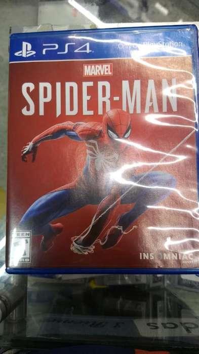 Spiderman Play 4 Usado