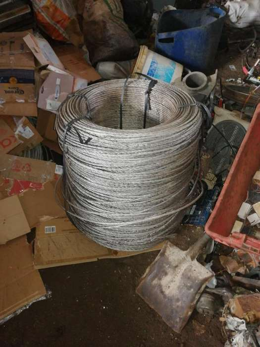 Cable D Aluminio con Alma D Acero