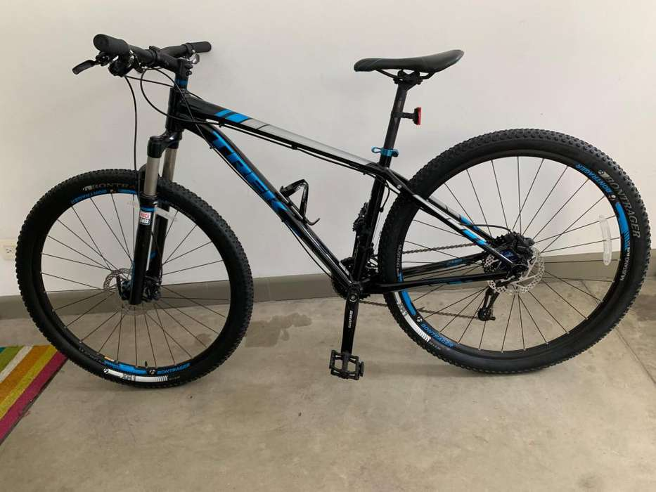 TREK X CALIBER 8 GUARDADA SIN USO