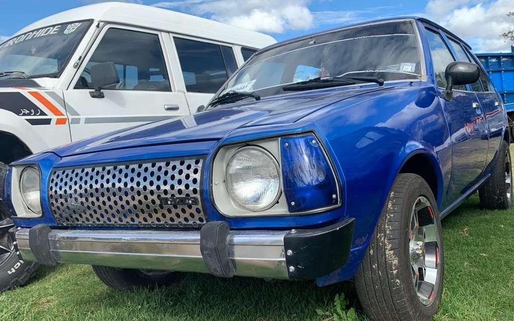 Mazda 323 1978 - 300000 km