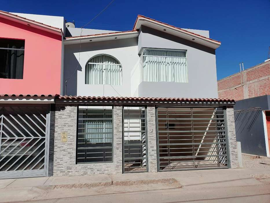 Alquiler de Hermosa <strong>casa</strong> en Moquegua